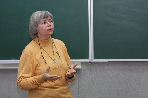 Michèle Debrenne